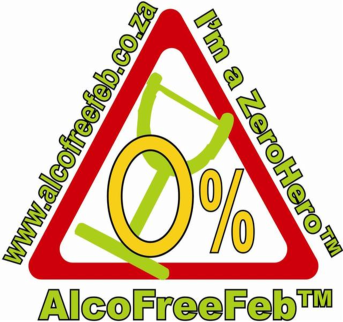 "Become a ""Zero Hero"" – take up the AlcoFreeFeb challenge!"