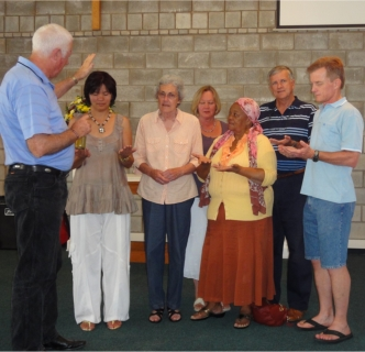 PE Christians commissioned to minister at work