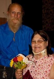 Wedding story inspires honeymoon blessing