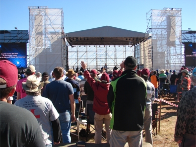 Karoo Mighty Men fired-up to live for Jesus