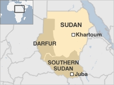 Christian Woman in Darfur, Sudan arrested for evangelizing