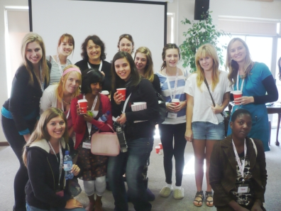 Young PE women celebrate their worth in Christ
