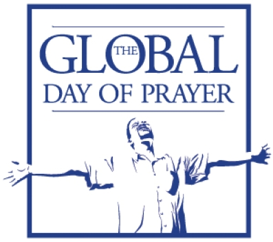 Sunday is Global Day of Prayer