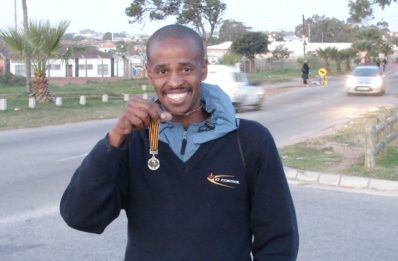 Comrades silver medalist has big dream for Walmer Township