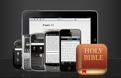 Free Bible App installed on 30 million phones