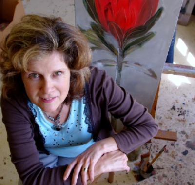PE artist opens her home, studio to public