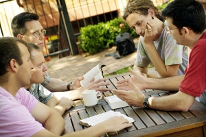 Making disciples, not converts