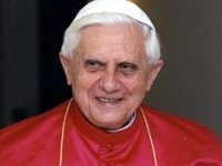 Pope Benedict shares his three Christmas wishes