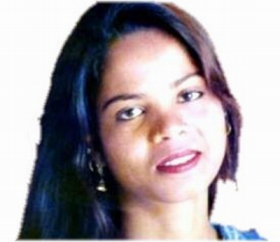 Send an email to Asia Bibi!
