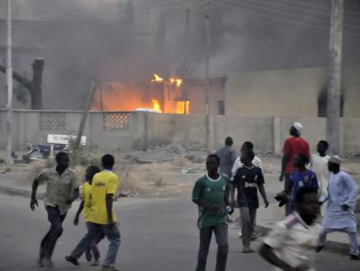 Islamist extremists kill over 178 in Kano, Nigeria