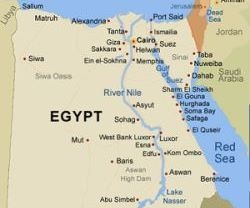 "Egypt: Priest sentenced to six months for his church's ""excess height"""
