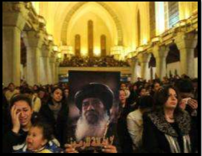 Baba Shenouda and the future of the Arab World