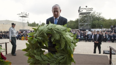 Israel honours holocaust victims, likens Nazi genocide to Iran threat