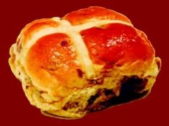 Heat over halaal hot cross buns