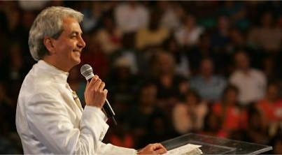 Benny Hinn announces reconciliation with ex-wife