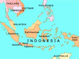 Islamist mob throws urine at church in Indonesia