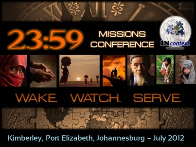"""23:59"" will challenge young to sacrifice all for Gospel"