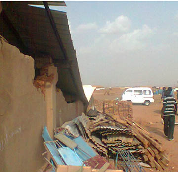 Sudanese authorities demolish two church buildings