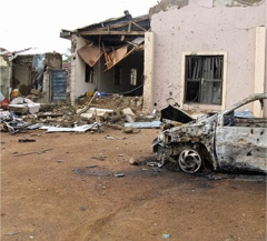 Injuries severe after Bauchi, Nigeria suicide bomb attack