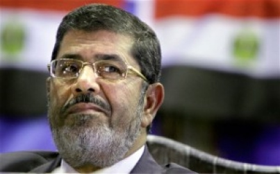 Muslim Brotherhood's Morsi declared Egypt president, sparking fears for religious minorities