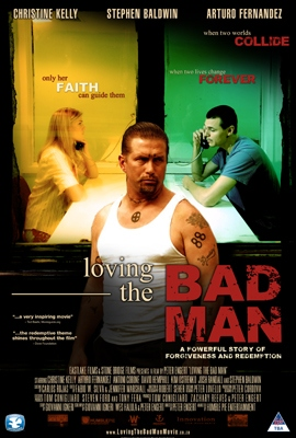 """Show 'Loving the Bad Man"""" for free at your church"""