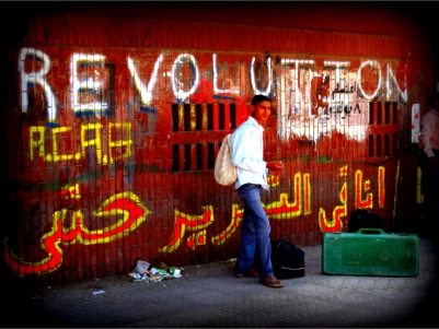 "Arab Christian leader to share on ""Arab Spring Revolution"""