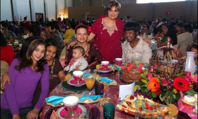 Moroccan high tea event brings out creativity, excellence