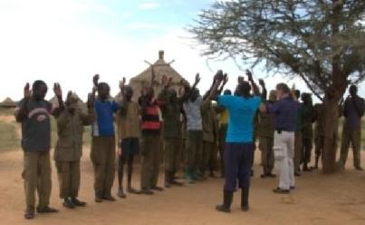 Taking the Gospel to the Karamoja people in N.E. Uganda
