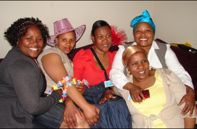 Cape Town caregivers get deserved day of pampering