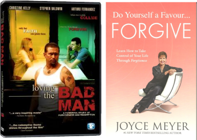Gateway News Giveaways: 'Loving The Bad' Man DVD,  'Forgive' book