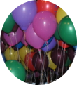Hope balloons: photo gallery