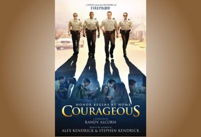 Giveaway Competition Week 3: Courageous novel