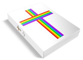 Queen James Bible condones homosexual practice