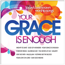 Lots of talent in this lovely worship compilation