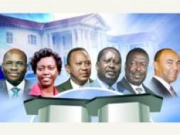Kenyan presidential candidates say NO to abortion
