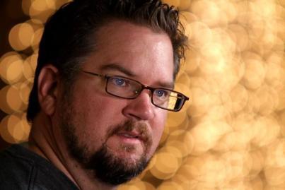 Film trilogy transformed me into friend of God, says director Darren Wilson