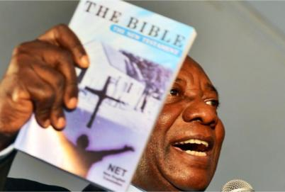Ramaphosa joins call for Christians to stand against rape in SA