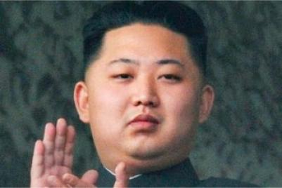 New leader of North Korea Kim jong-un who claims divinity like his grandfather and father, and oversees ruthless persecution of Christians.