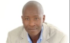 Afrika Mhlophe writing book on ancestral worship