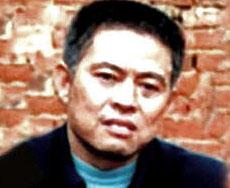 Pastor Gong Shengliang.
