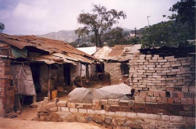 An Eritrean home.