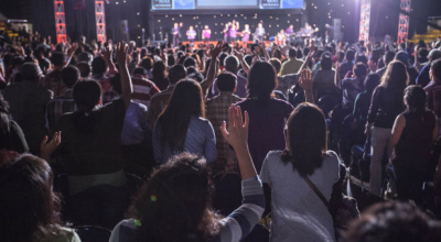 Despite threats nearly 1 000 find Jesus at Indonesia rally