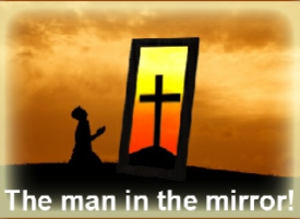 The them of MMC KZN 2013 is 'The Man in the Mirror'.