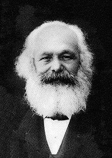 Karl Marx and Satanism
