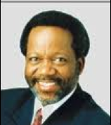 African Christian Democratic Party President, Rev Kenneth Meshoe.
