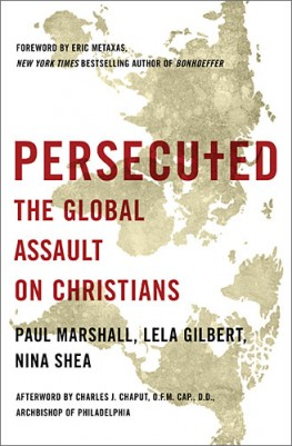 persecutionbook