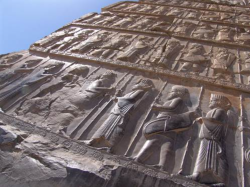 Persepolis, the ancient 'City of the Persians', is located just outside Shiraz, where the six were convicted. World Watch Monitor,