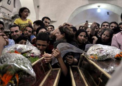 Christians targeted for retribution in Egypt