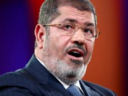 Mohammed Morsi...Out