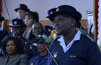National Police Commissioner Riah Phiyega urged all South Africans to pray for those affected by the Marikana Massacre.